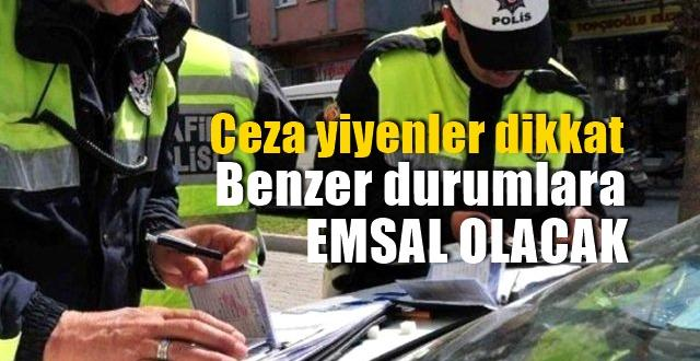 Otomobil sürücüsüne yazılan ceza, delil olmayınca Sulh Ceza Hakimliği'nce iptal edildi