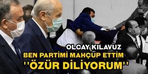 Olcay Kılavuz CHP'li Özel'den özür diledi.