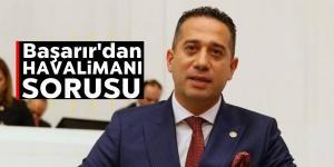 """CHP'Lİ ALİ MAHİR BAŞARIR: """" SİZ DE SADECE TARİH VERMEKLE Mİ YETİNECEKSİNİZ?"""""""