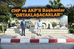 Tarsus ve Akdeniz Belediyeleri arasında işbirliği yapılacak.!