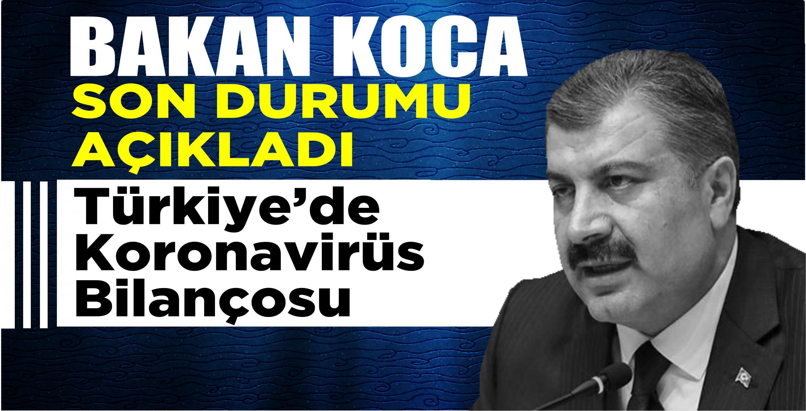 Türkiye günlük vaka sayısında zirveyi gördü.