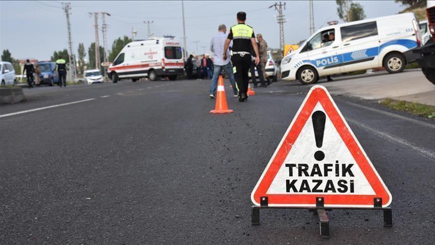 Tarsus'ta meydana gelen kazada 1 kişi hayatını kaybetti.