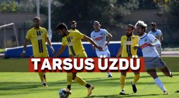 Tarsus İdman Yurdu: 0 Eyüpspor: 1