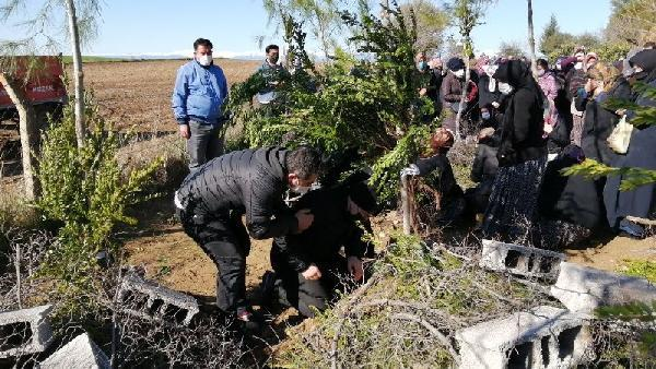 Tarsus'ta kazada ölen 5 kişi toprağa verildi.!