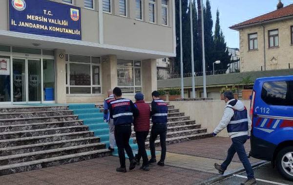Mersin'de Deaş terör örgütü üyesi yakalandı