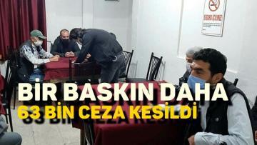 Tarsus'ta bir 'Kumar Baskını' daha..