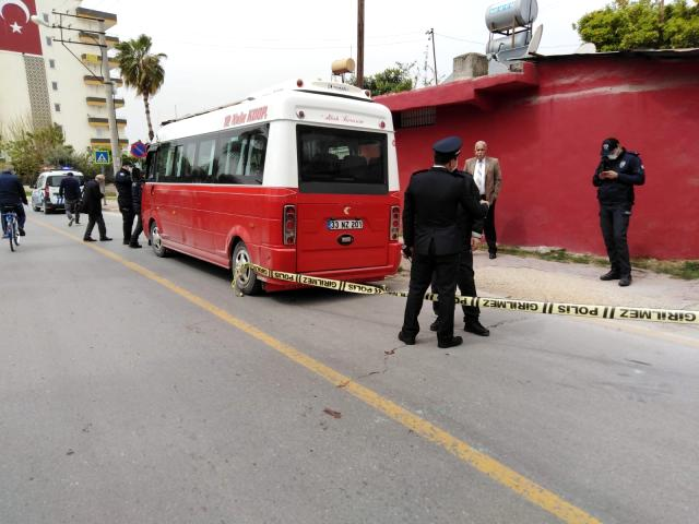 Tarsus'ta silahlı saldırı