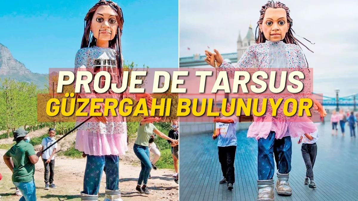 Küçük Amal Tarsus'tan da geçecek.!