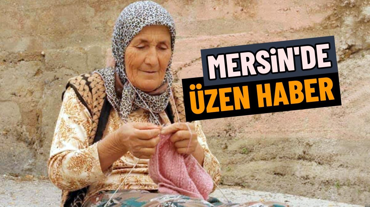 Mersin'de üzen olay
